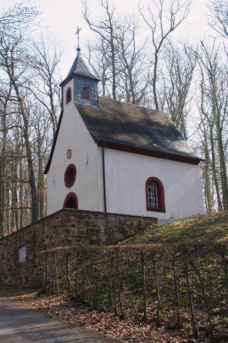 little chapel on our way by ingeline-art