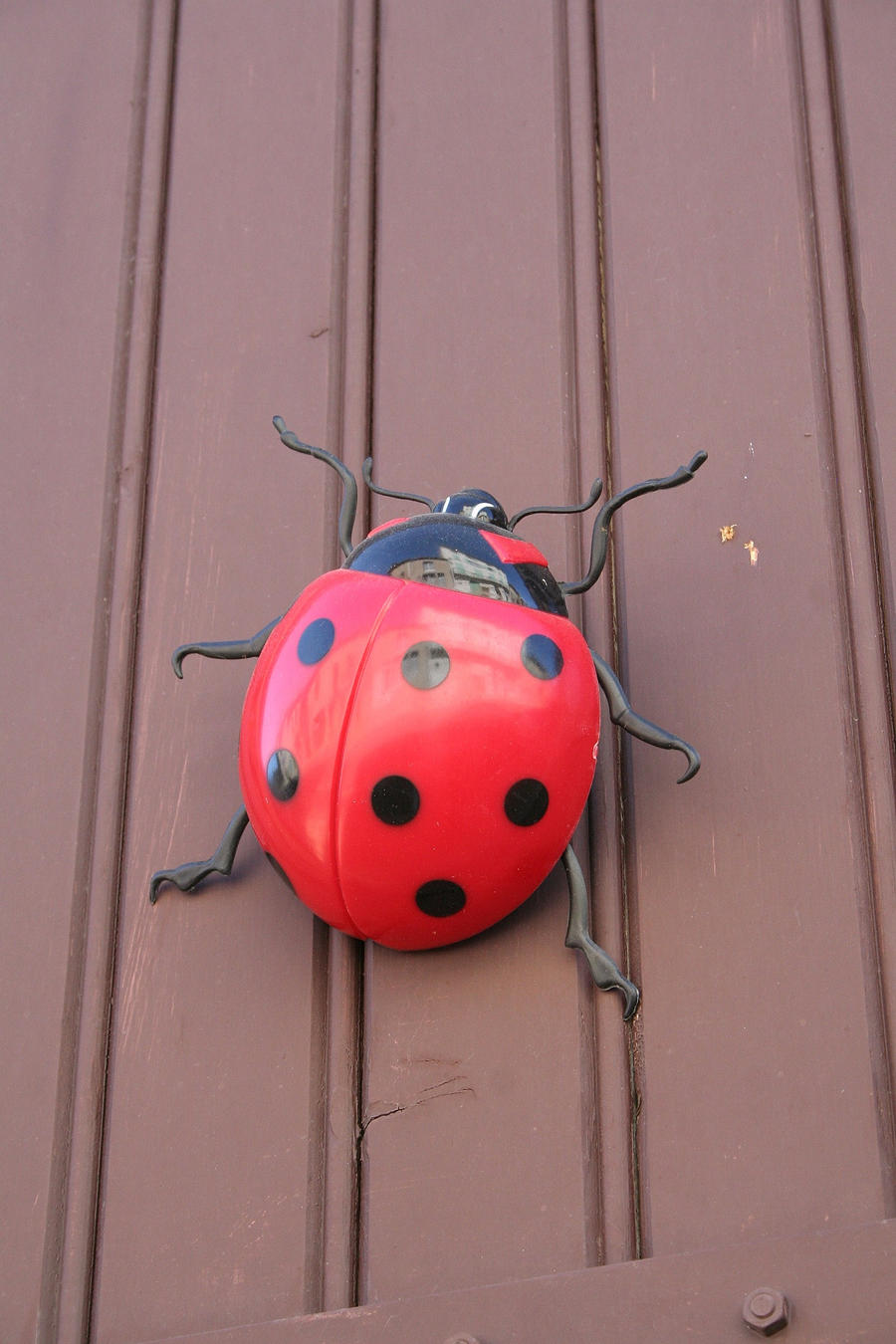 lady bug figure by ingeline-art