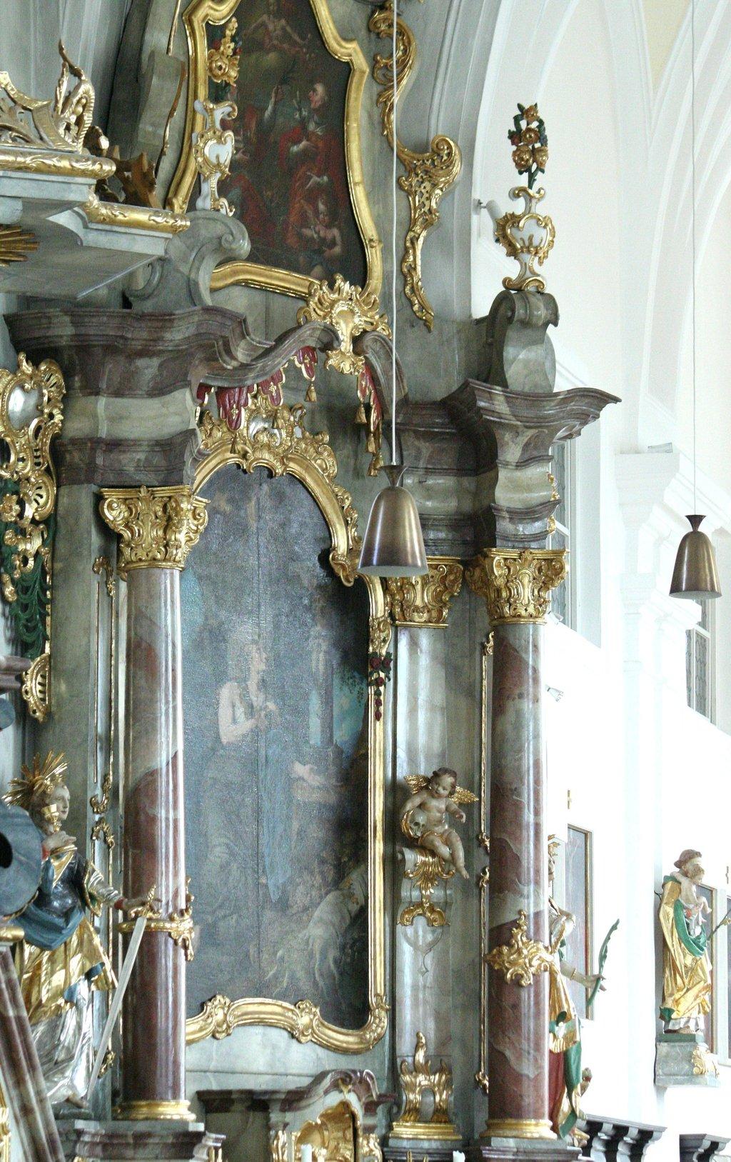 look in church inside Koetzting 2 by ingeline-art