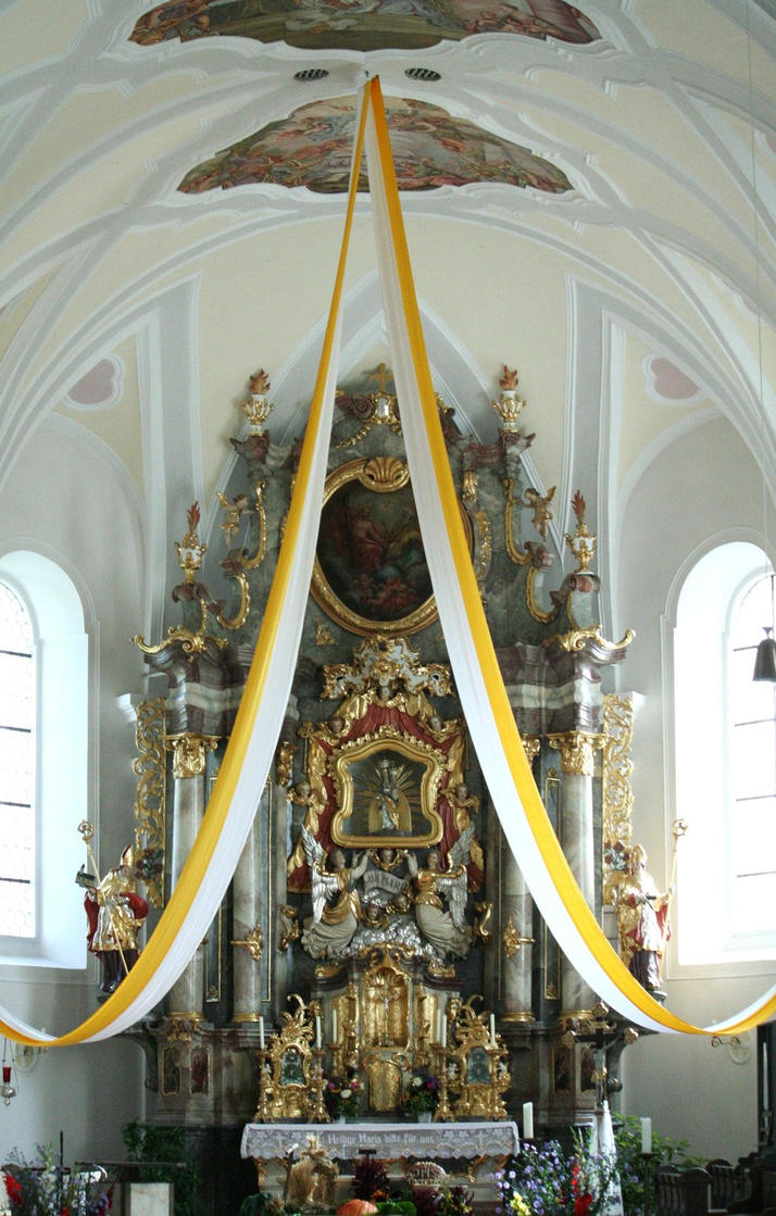 Altar Koetzting by ingeline-art