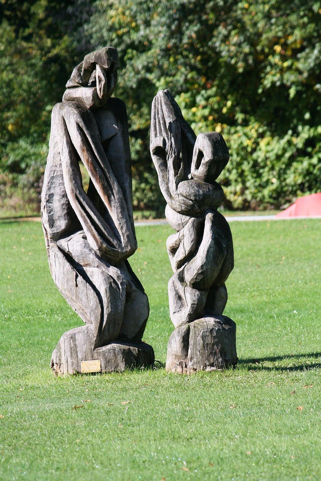 wooden figures by ingeline-art