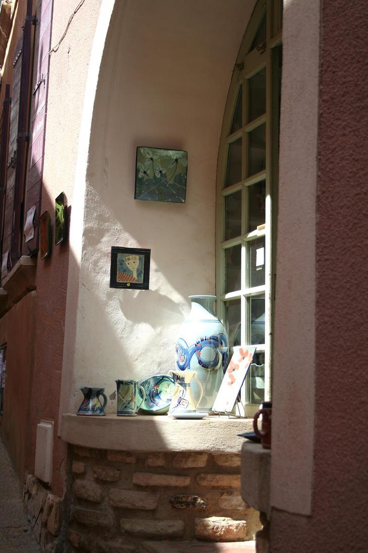 still life  in vaucluse 2 by ingeline-art