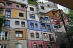 View at Hundertwasserhaus 31