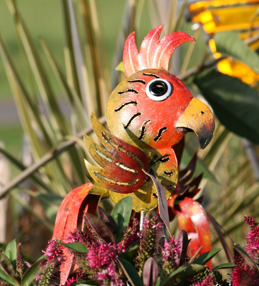 bird from metal 2 by ingeline-art