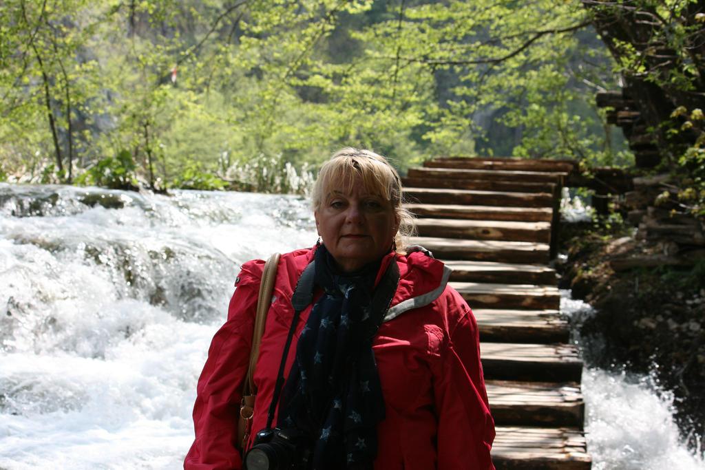 Adventure at waterfalls by ingeline-art