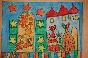 Happy birthday  Julemus by ingeline-art