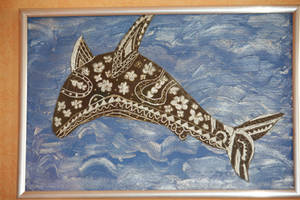 newest work - silver fish by ingeline-art