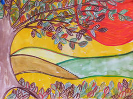 Autumn light by ingeline-art