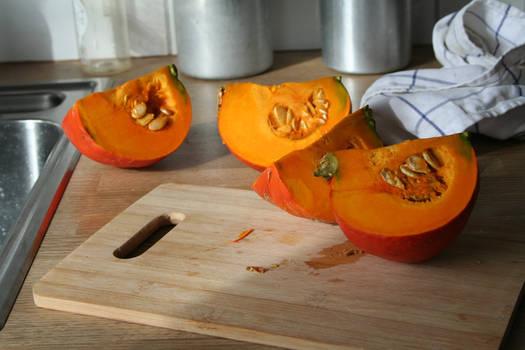 pumpkin for soup