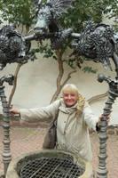 Greetings from Wartburg with Ingeline by ingeline-art