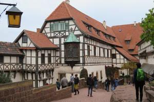 view at wartburg 25 by ingeline-art