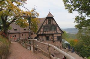 view at Wartburg 28 by ingeline-art