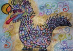 little dragon by ingeline-art
