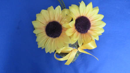 little sunflower gift by ingeline-art