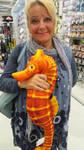 Ingeline having fun in shoppingcenter by ingeline-art