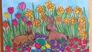 time for easterbunnies