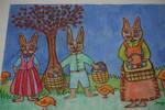 happy easter family by ingeline-art