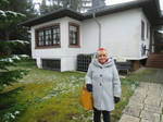 Ingeline and her new house in Eifel