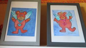 guardian teddybear angels for boys and girls