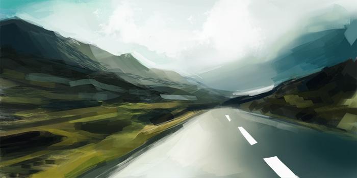 Scenery by Nenastia