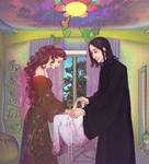 Hermione and Severus 1 of 7