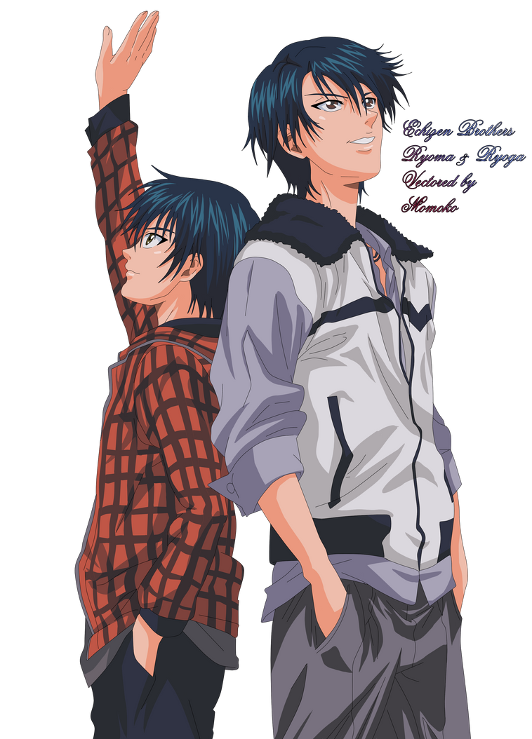 Echizen Brothers by