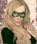 Katherine McNamara Green Arrow 2