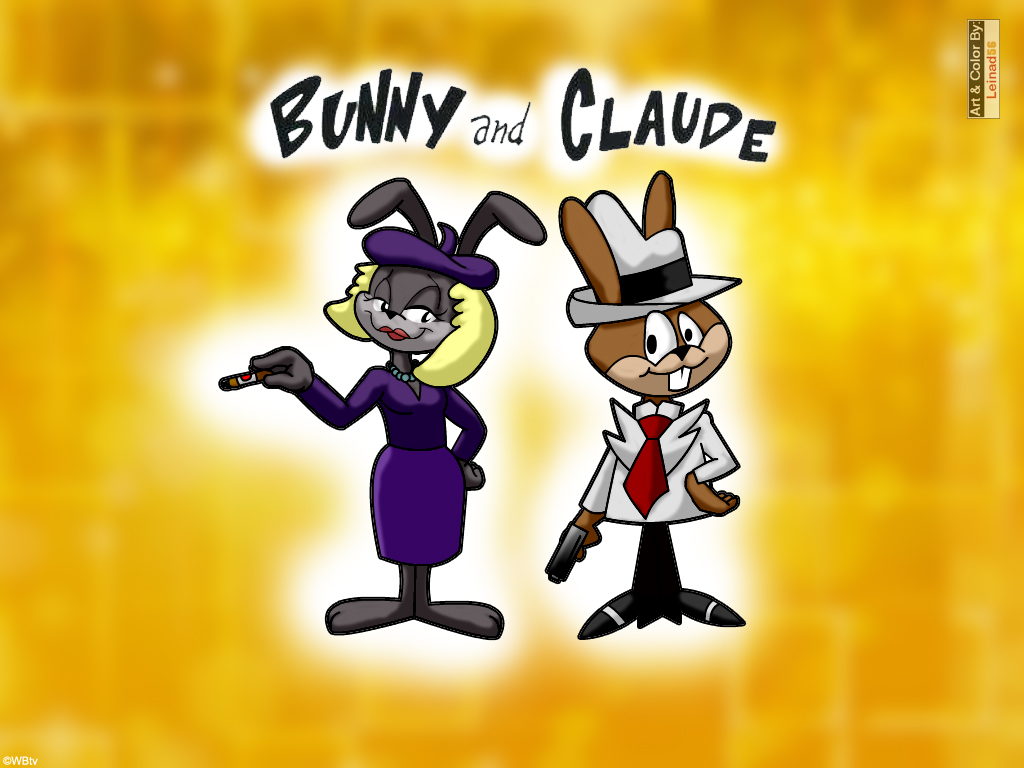 Bunny And Claude 2014 by leinad56