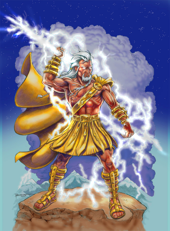Zeus God