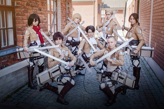 SNK - Attention troops