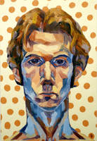 Self on Pokadots by ScottThomasBarry