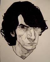 self portrait by ScottThomasBarry