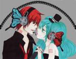 Magnet- Hiro and Miku