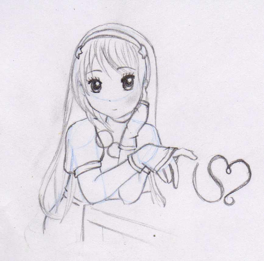 Athena Love by Kari,Usagi