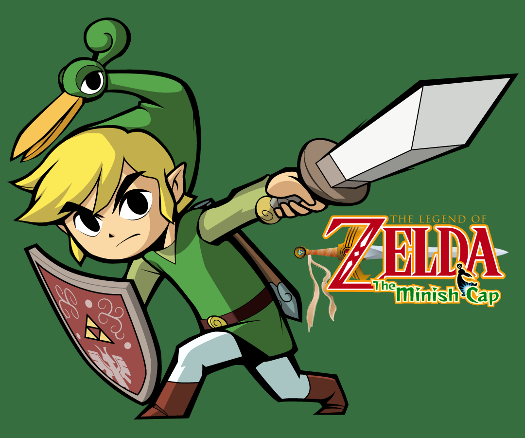 art vector people here s the last minish cap promo piece this one