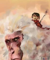 Kubo (Fan art) by ELSLL