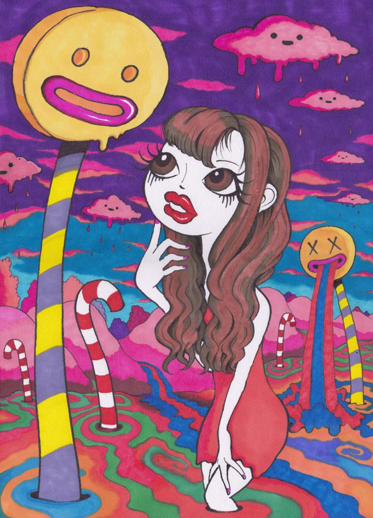 Lollipops by dizzytripz