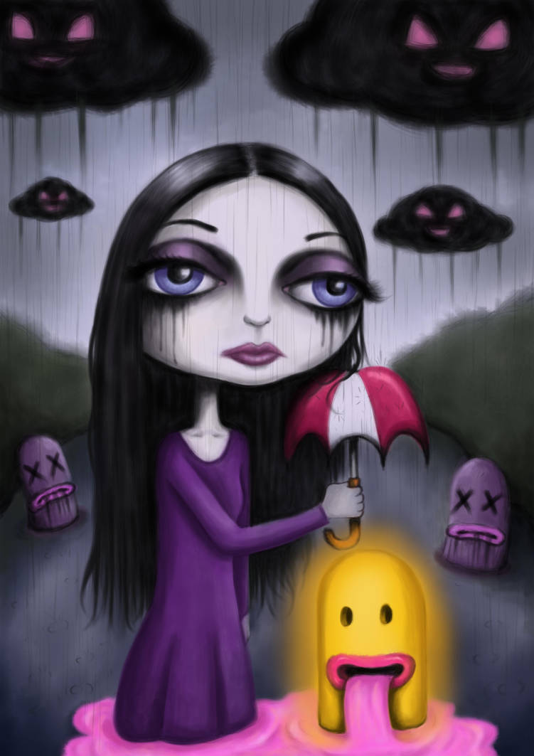 Glow Of Gloom >> Gloom And Glow By Dizzytripz On Deviantart