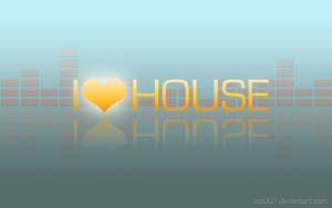 I Love House - style 2 by laz007