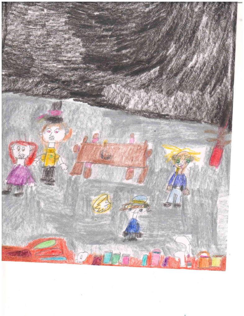 Teaching And Learning by kaylabuglovesgenesis