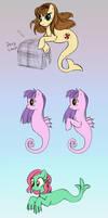 Sea Ponies