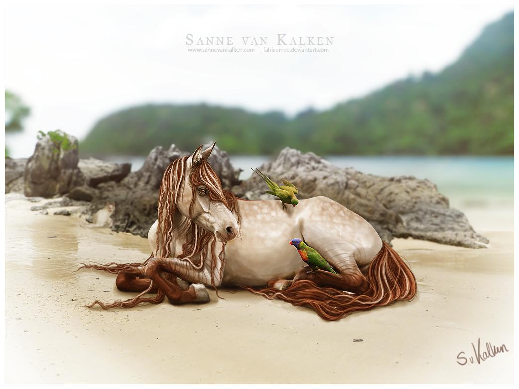 Ocean by Esveeka