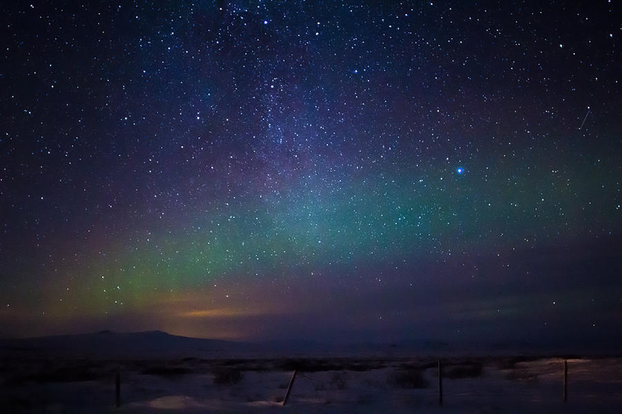 Starry night by Esveeka