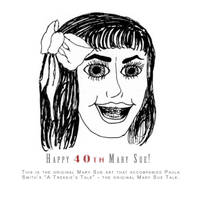 Happy 40th Mary Sue! by Novadestin
