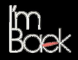 Baek Ah Yeon - I'm Baek logo (KPop) by Novadestin