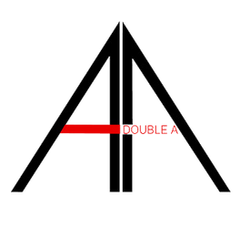 AA (Double A) - logo (KPop) by Novadestin