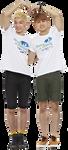 Vixx Hyuk and Ken Heart Transparent by Novadestin