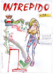 1993 Intrepido rivista Fumetti by esercitosconfitto