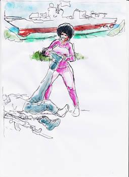 PLA Sailorettes vs Pirate Girls (3)