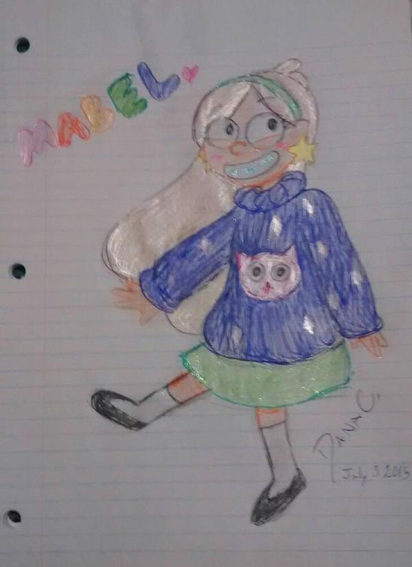 Mabel by GoneCrazy-BackIn5